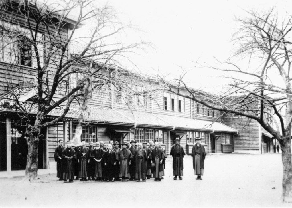 落合小学校 新校舎竣工記念